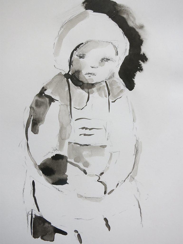 Departure, War Child