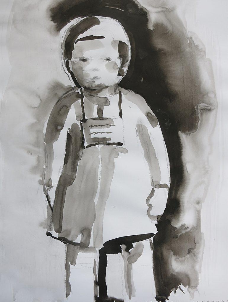 The Unknown, War Child - ink